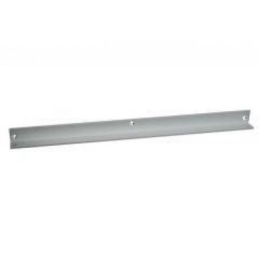 Угловая монтажная пластина ASSA-ABLOY A104 silver для скользящей тяги G195