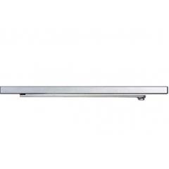 Скользящая тяга ASSA-ABLOY DCG195 silver для доводчиков DC200/336/340/347/500/700