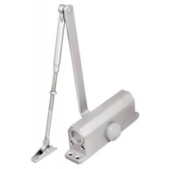 Доводчик дверной Punto SD-2030 AL 40-55 кг (алюминий)