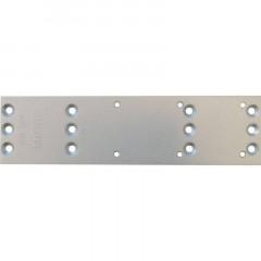 Монтажная пластина ASSA-ABLOY A161 silver для доводчика, модель - DC140
