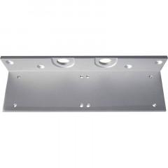 Угловая монтажная пластина ASSA-ABLOY A122 silver для DC200