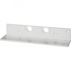 Угловая монтажная пластина ASSA-ABLOY A123 silver для DC336/500/700