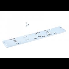Монтажная пластина ASSA-ABLOY A126 silver для DC340/347