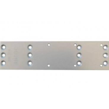 Mонтажная пластина ASSA-ABLOY A167 silver, только DC130