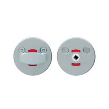Поворотная кнопка Abloy LH001 белая WS