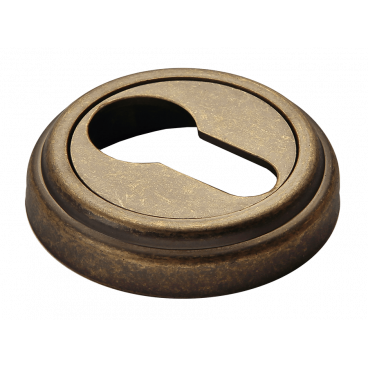 Накладка цилиндровая Morelli MH-KH-CLASSIC OMB старая мат.бронза