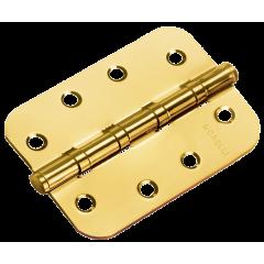Петля универсальная Morelli MS-C 100X70X2.5-4BB SG мат. золото