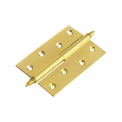 Петля сьемная Morelli MB 100X70X3 PG R C золото