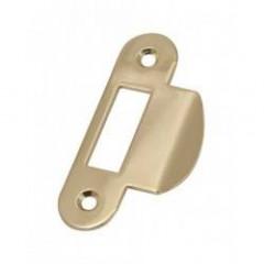 Планка ответная для защелок Morelli Z1 PG золото