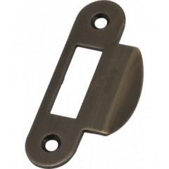 Планка ответная для защелок Morelli Z1 MAB бронза