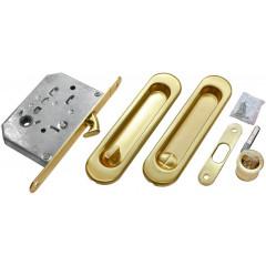 Ручка для раздвижной двери Morelli MHS150 WC SG матовое золото