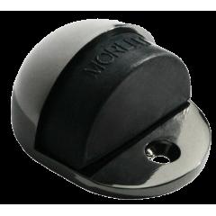 Упор дверной Morelli DS1 BN черный никель