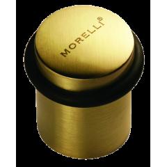 Упор дверной Morelli DS3 SG матовое золото
