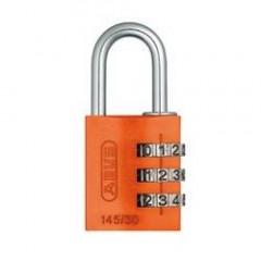 Навесной кодовый замок ABUS 724 724/30 RAINBOW оранжевый
