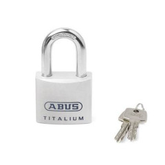 Навесной замок ABUS ABUS96 Titalium 96TI/50