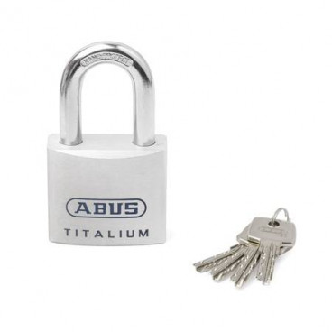 Навесной замок ABUS ABUS96 Titalium 96TI/60