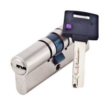 Механизм цилиндровый Mul-T-Lock Classic Pro (31х75) кл/кл Никель