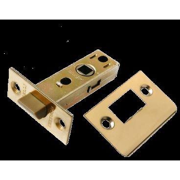 Защелка межкомнатная Morelli L6-45 PG золото