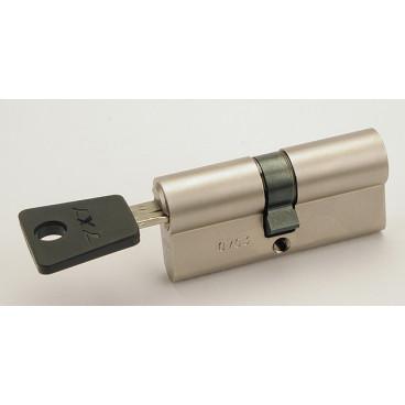 Механизм цилиндровый Mul-T-Lock Cylinder 7х7 (31x55) кл/кл Никель