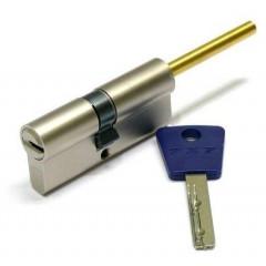 Механизм цилиндровый Mul-T-Lock Cylinder 7х7 BSE (31U x 31) шток/кл Никель