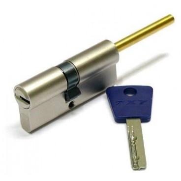 Механизм цилиндровый Mul-T-Lock Cylinder 7х7 BSE (31U x 45) шток/кл Никель