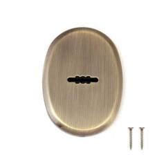 Накладка декоративная Apecs DP-12-S-Auto-AB