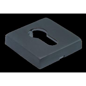 Декоративная накладка Morelli LUX-KH-Q BLACK Матовый черный