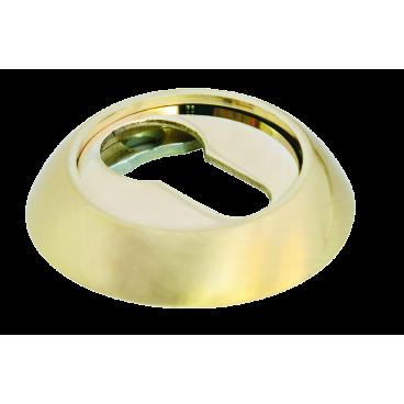 Накладка цилиндровая Morelli MH-KH SG матовое золото