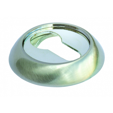 Накладка цилиндровая Morelli MH-KH SN белый никель