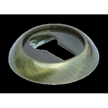 Накладка цилиндровая Morelli MH-KH AB античная бронза