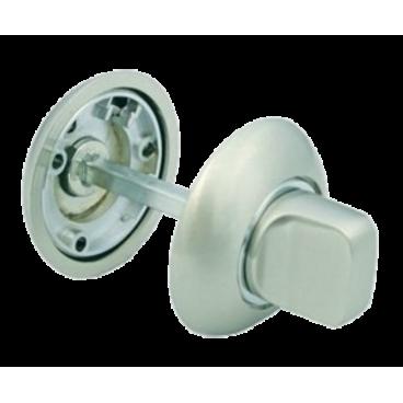 Завертка сантехническая Morelli MH-WC SN белый никель/хром