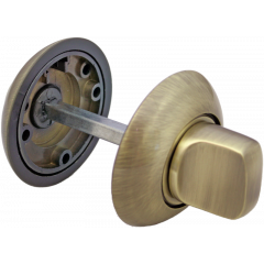 Завертка сантехническая Morelli MH-WC MAB матовая бронза
