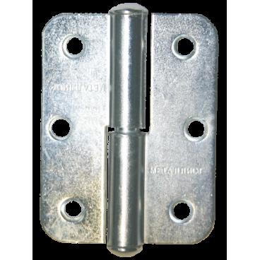 ПН1-70 Цинк Лев. петля накладная (Металлист)