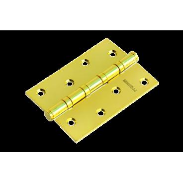 Петля универсальная Morelli MS 100X70X2.5-4BB PG золото