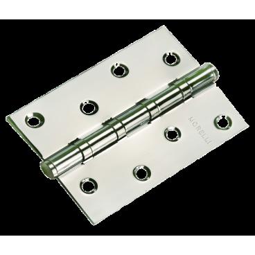 Петля универсальная Morelli MS 100X70X2.5-4BB SC матовый хром