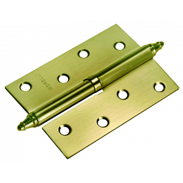 Петля сьемная Morelli MS 100X70X2.5 L AB бронза