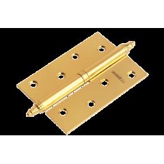 Петля сьемная Morelli MS 100X70X2.5 R PG золото