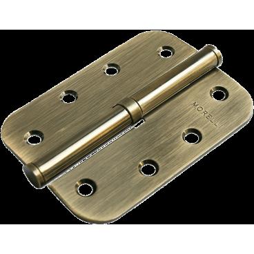 Петля съемная Morelli MSD-C 100X70X2.5 AB R бронза