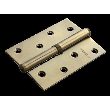 Петля съемная Morelli MSD 100X70X2.5 AB L бронза