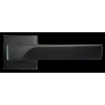 Ручка раздельная Morelli FIORD BLACK BRONZE Матовый черный бронза