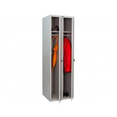 Шкаф медицинский для одежды Практик МД LS(LE)-21