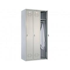 Шкаф медицинский для одежды Практик МД LS(LE)-31