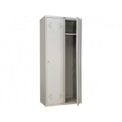 Шкаф медицинский для одежды Hilfe МД LS(LE)-21-80