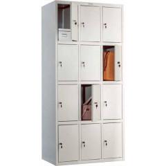 Шкаф для раздевалок Практик LS-34