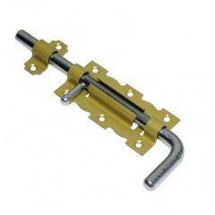 Задвижка ЗД-110-Гб зол.металлик/цинк
