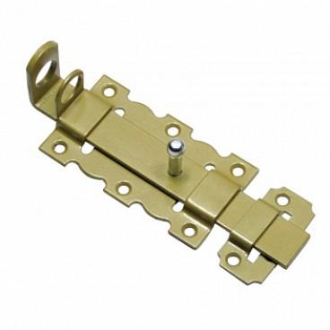 Задвижка ЗД-110-Пр (проушины) зол.металлик