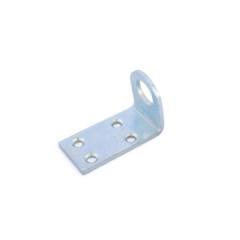 Проушина для навесного замка 35x45 (цинк белый)