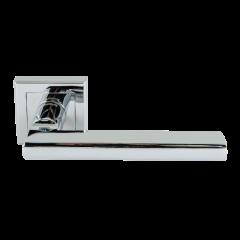 Ручка дверная Нора-М AL 108K AL (хром)