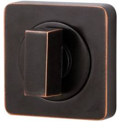 Ручка поворотная WC-BOLT BK6/SQ-21ABL-18 Темная медь