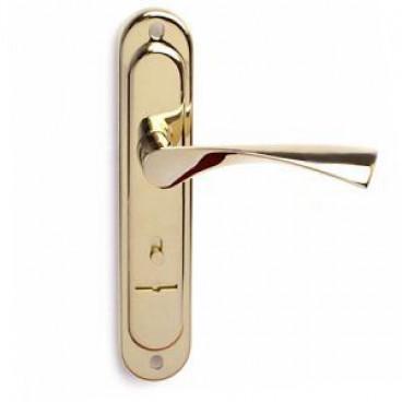 Ручки на планке Apecs (Апекс) HP-77.0323-S-G (золото)